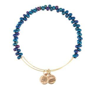 Alex and Ani Caviar Bead bracelet